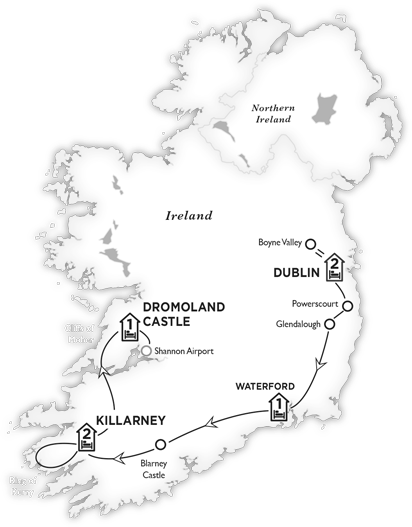 Irish Cities_Landscapes_Castles