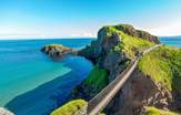 Carrick-a-Rede Bridge, Antrim Coast