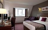 Jurys Inn Cork Bedroom