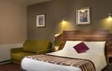 Jurys Inn Galway Double Bedroom