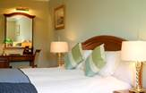 Killarney Plaza Hotel & Spa Executive Room.