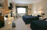 Killeen House Hotel Standard Twin Room in Killarney