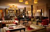 Knockranny House Hotel Brehon Bar in Westport