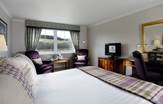 Macdonald Cardrona Hotel Feature King Room in Pebbles