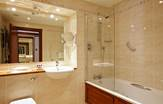 Macdonald Crutherland Hotel Executive Bathroom in Glasgow