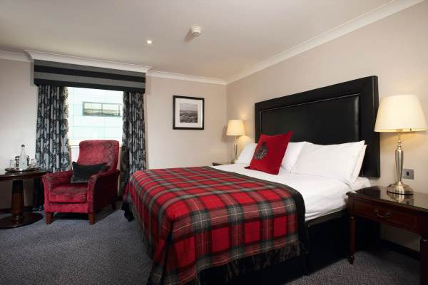 Macdonald Holyrood Hotel Executive Room in Edinburgh