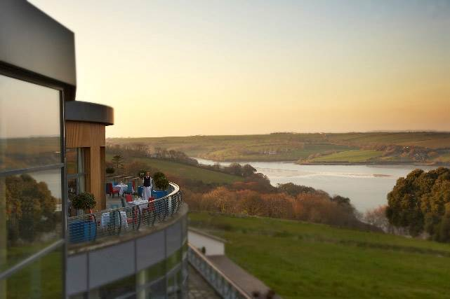 MacDonald Kinsale Hotel & Spa View Overlooking Oysterhaven Bay