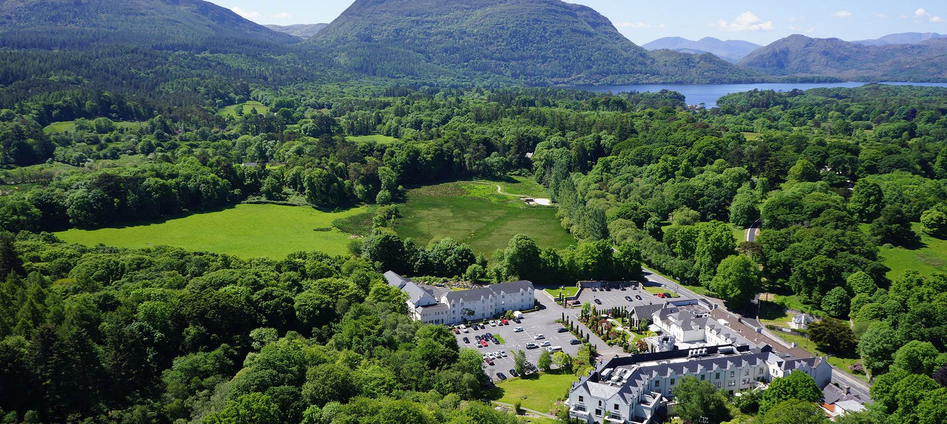 Muckross Park Hotel & Spa in Killarney