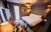 Murrayfield Hotel Bedroom in Edinburgh
