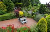 Newtown Farm Guesthouse Garden in Ardmore
