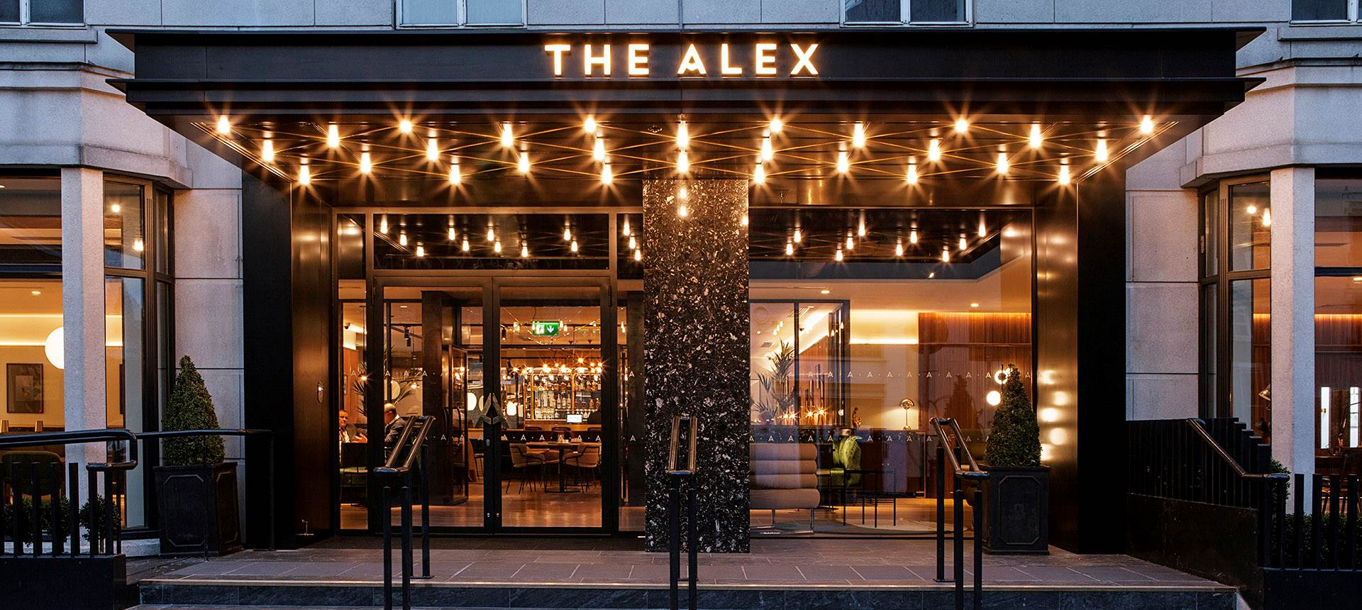 The Alex in Dublin