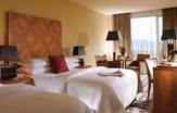 The Connacht Hotel Classic Triple Room in Galway