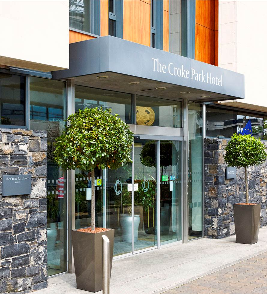 The Croke Park Hotel in Dublin