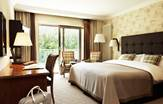 The Europe Hotel Gardenroom in Killarney
