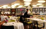 The Fitzwilliam Hotel Citron Restaurant in Dublin