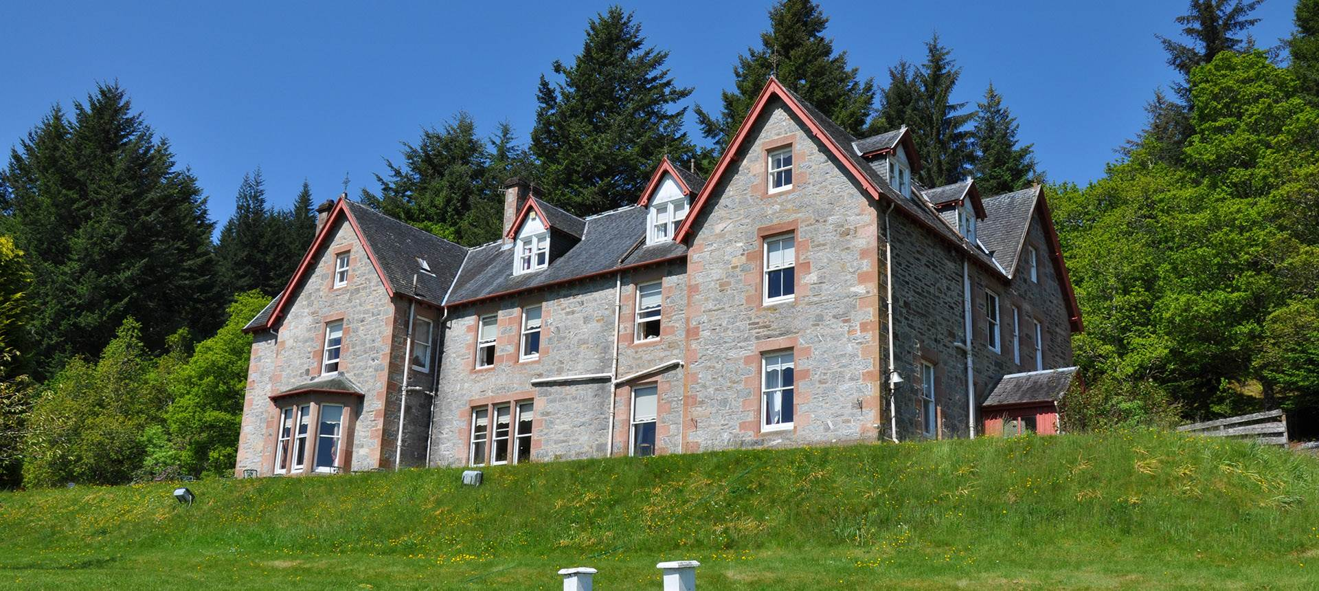 The Inch Hotel in Fort Augustus