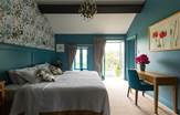 The Mustard Seed at Echo Lodge Bedroom in Co Limerick