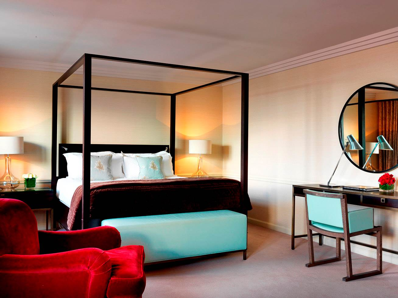 The Westbury Luxury Studio Suite in Dublin