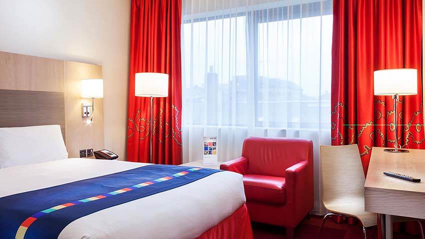 Brendan Vacations Park Inn By Radisson in Belfast