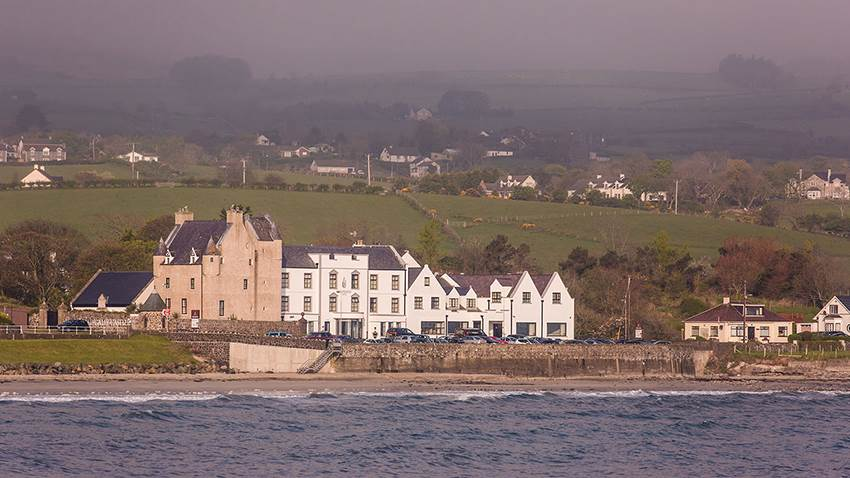 Ballygally Castle Hotel Antrim Coast Northern Ireland Tours
