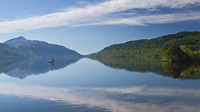 Loch Lomond Cruise Scotland Tours