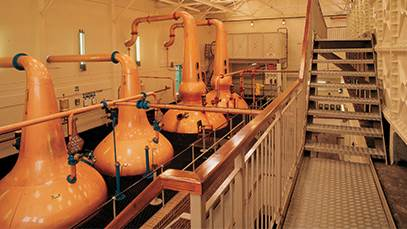 Talisker Whiskey Distillery Scotland Tours