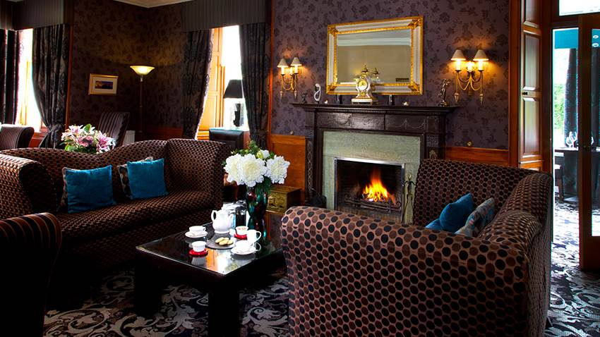 Duisdale House Hotel Isle of Skye Scotland Tours
