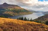 Loch Lomond Trossachs National Park Scotland Tours