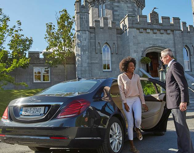 Private Chauffeur Dromoland Castle Ireland Vacations