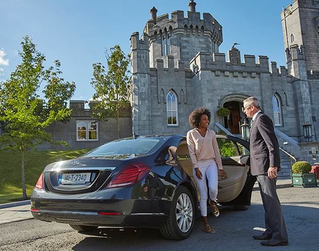 Dromoland Castle Private Chauffeur Ireland Vacations