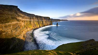 Cliffs of Moher Shannon Ireland