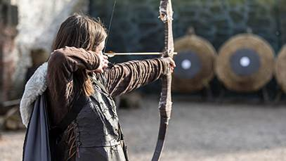 Game of Thrones Archery Belfast