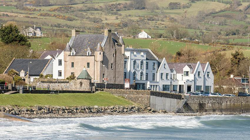 Ballygally Castle Hotel Londonderry