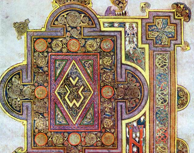 Brendan Vacations Legends Book of Kells