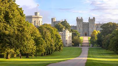 Windsor Castle London United Kingdom