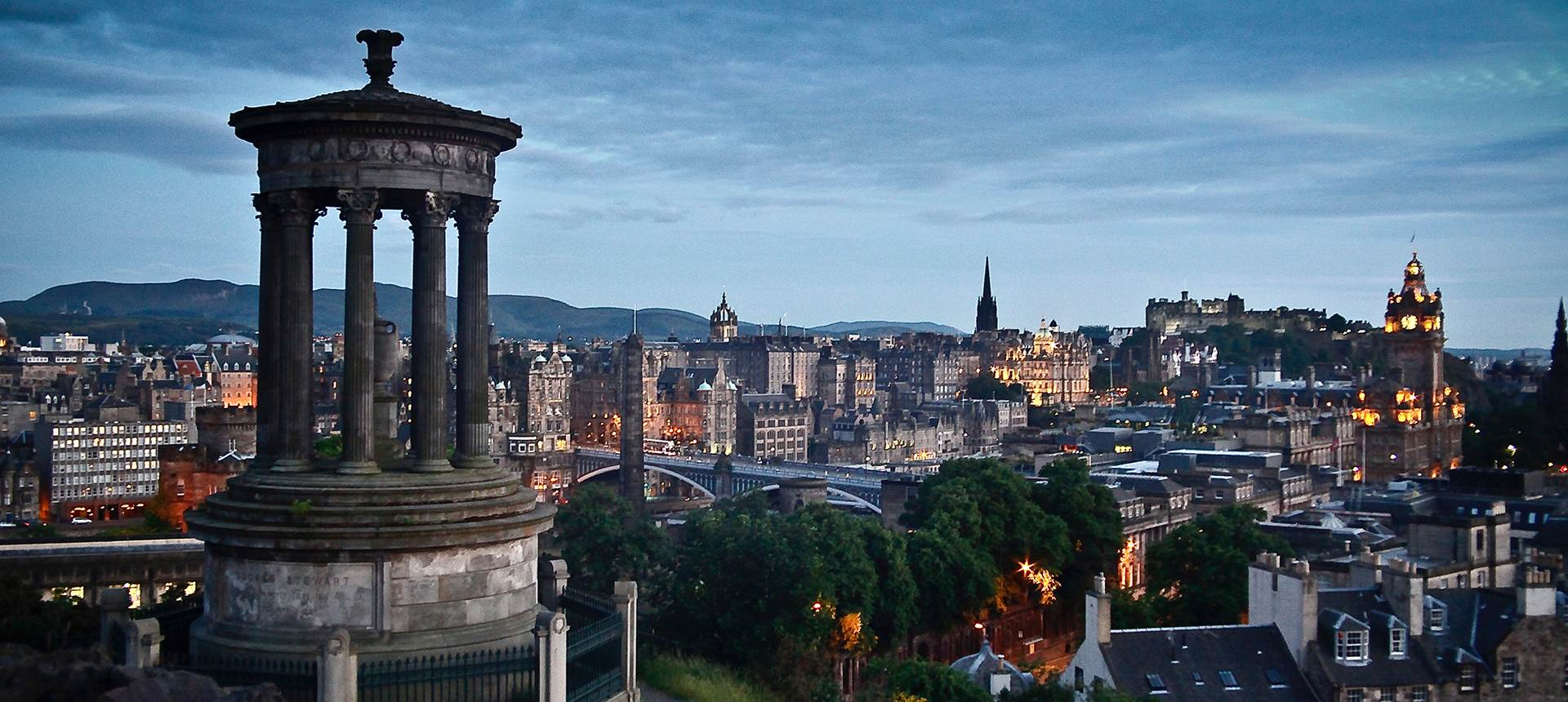 Waldorf Astoria Edinburgh Scotland