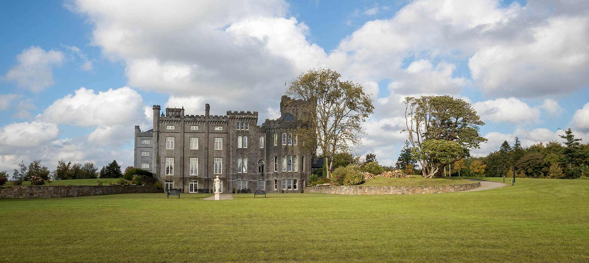 Kilronan Castle Estate and Spa in Roscommon Ireland