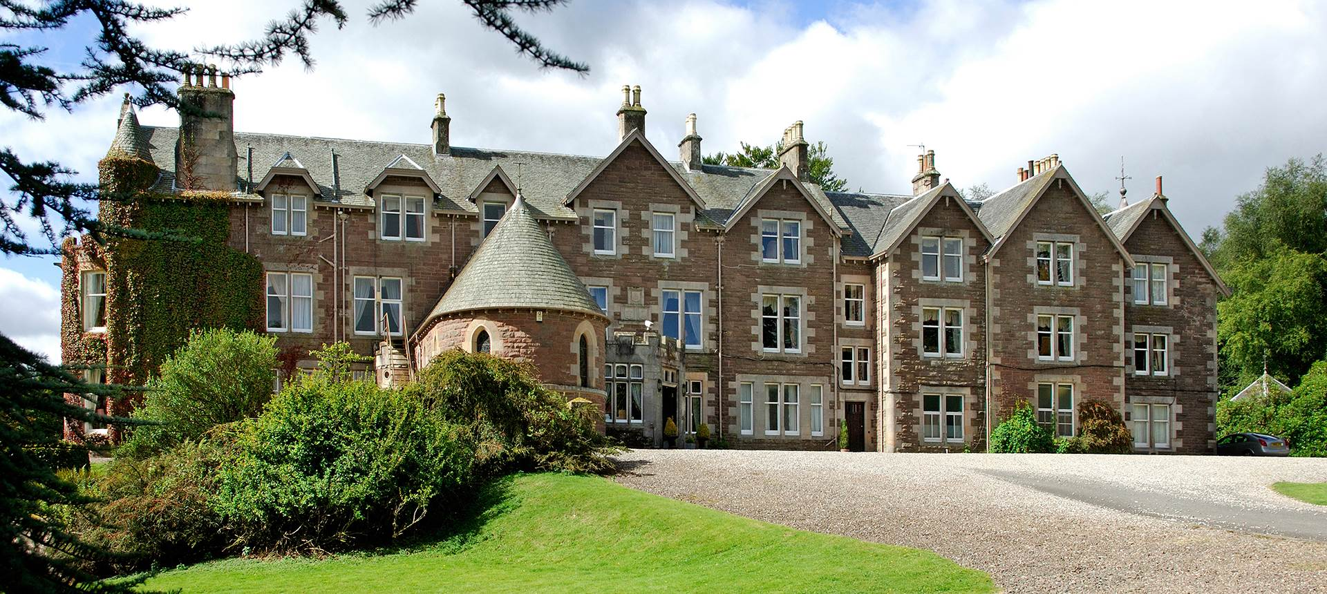 Cromlix Hotel in Sterling Scotland