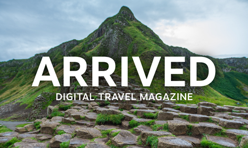 Arrived Digital Travel Magazine